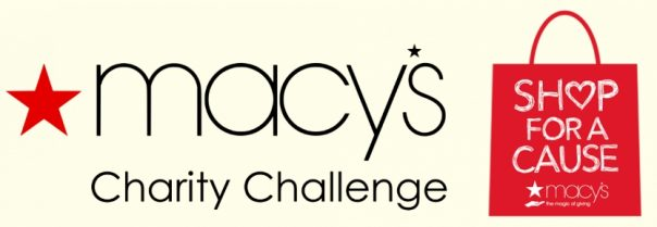 Macys Shop For A Cause - July 11-August 19